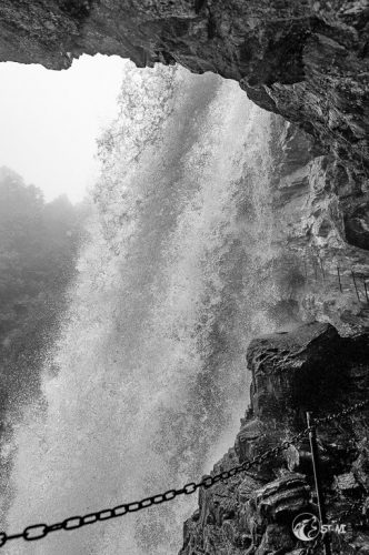 Storsetereossen -Wasserfall bei Geiranger (Norwegen)