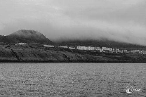 Barentsburg Spitzbergen