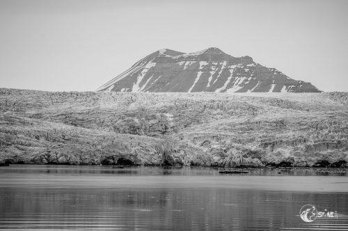 Nordenskiöldbreen Gletscher