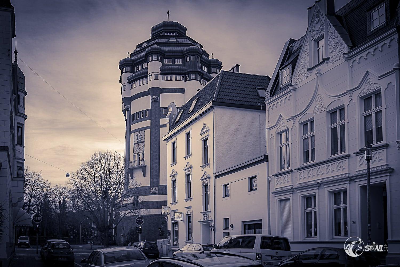 Neuer Wasserturm Mönchengladbach